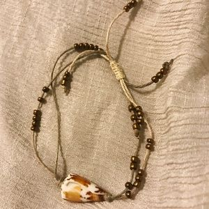 Jewelry - Cone Shell Anklet